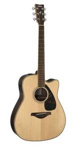 Акустическая Вестерн гитара
