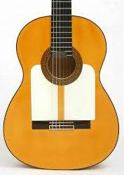 Гольпеадоры на классической гитаре