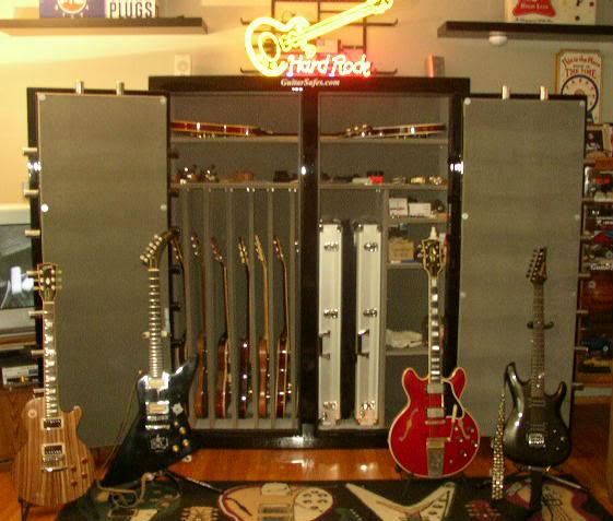 Guitar safe