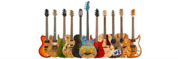 Классификация гитар