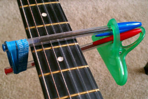 Homemade capo