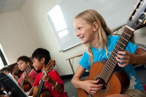 учитель гитары