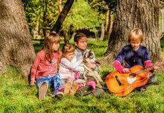 гитара на природе, песни под гитару